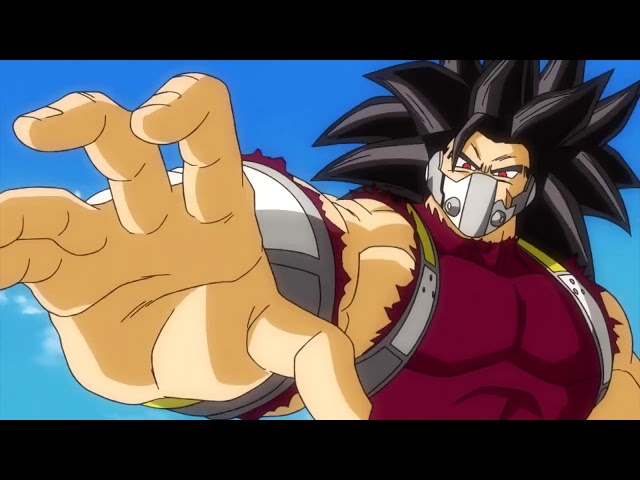 SUPER DRAGON BALL HEROES UNIVERSE MISSION 4 OPENING