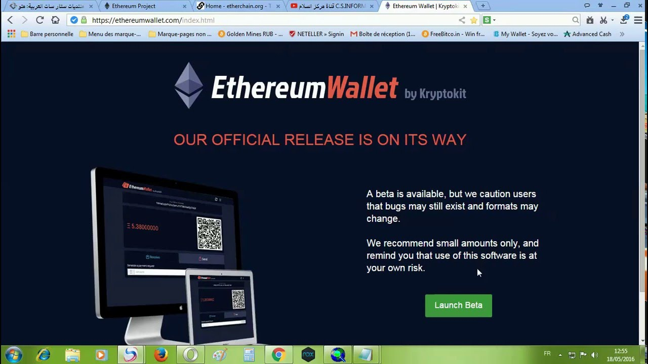 Ethereum Wallet Online