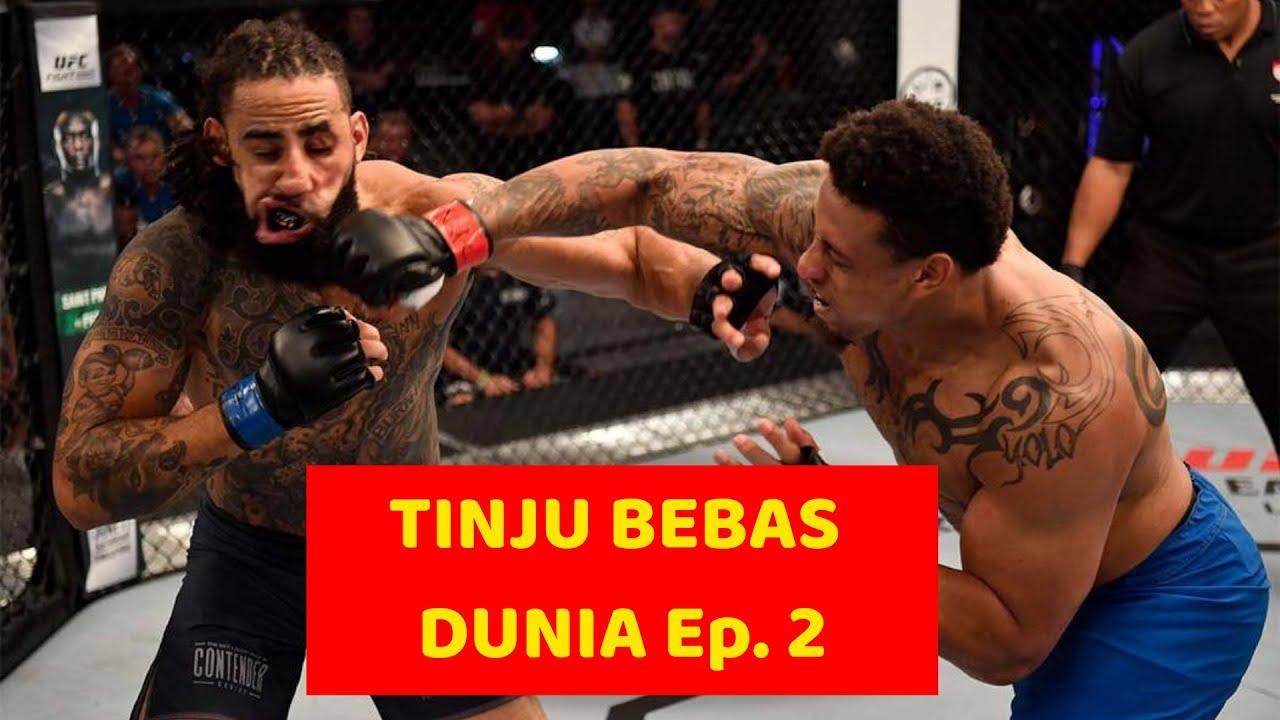 Tinju Bebas Dunia | Knockouts (KOs) Highlights Seru Ep 2