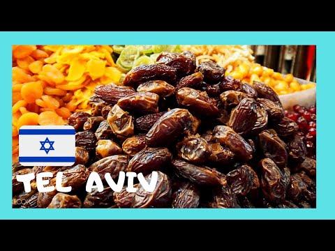 TEL AVIV: Exploring The Iconic Carmel Market 🍉🍅, Israel