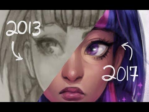Reviving Old Art: [Twilight Sparkle]