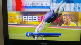 1er match de préparation pour l'euro Cameroun-France (CPU C CPU)