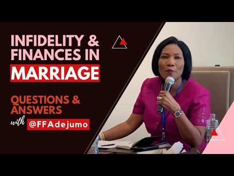 INFIDELITY AND FINANCES IN MARRIAGE || QUESTIONS & ANSWERS WITH REV FUNKE FELIX ADEJUMO IN DUBAI