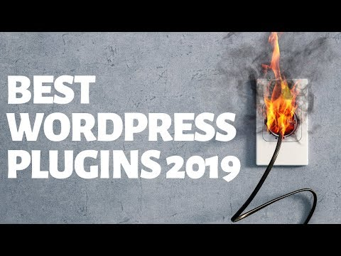 BEST WORDPRESS PLUGINS 2019 – ESSENTIAL PLUGINS FOR YOUR WEBSITE