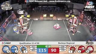 Qual 52 - 2017 Buckeye Regional
