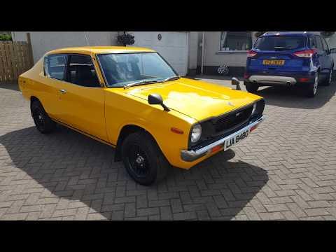 1977 Datsun Cherry 100A FII