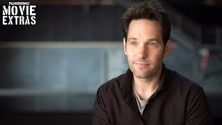 Captain America: Civil War | On-set with Paul Rudd 'Scott Lang \ Ant-Man' [Interview]