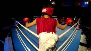 Kyle Chen Vs Ethan Bray, Nz Boxing Nationals 2014