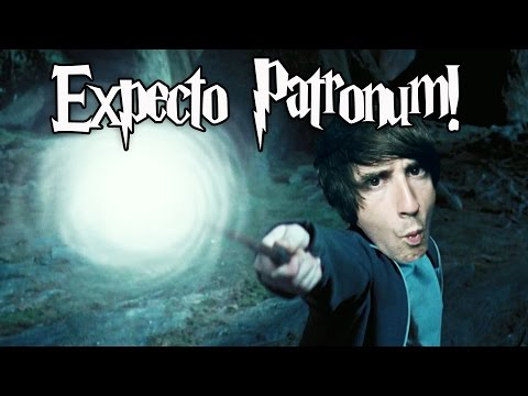DESCUBRE TU PATRONUS! Pottermore - [LuzuGames]