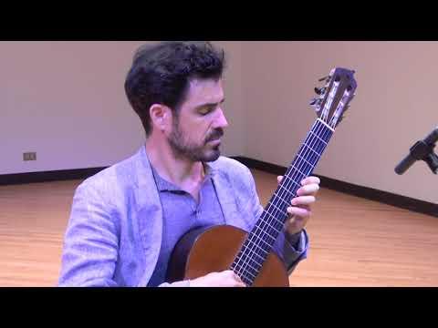"Pablo Sáinz Villegas — ""Asturias,"" By Albéniz"