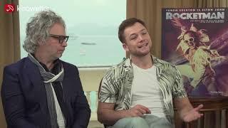 Interview Dexter Fletcher & Taron Egerton | ROCKETMAN