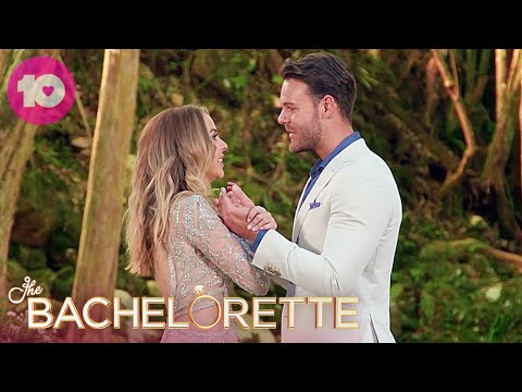 Angie Chooses Carlin | The Bachelorette Australia