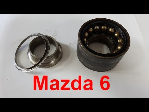 Front bearing replacement 2009-2013 Mazda 6