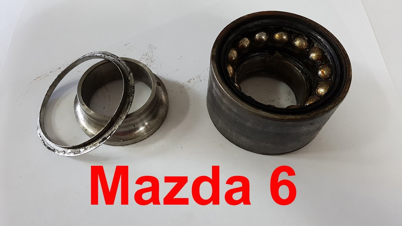 Set of 2 Front Wheel Bearing fits 2010 Mazda 6 for Left /& Right Side