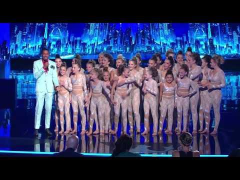 Innovative Force  Americas Got Talent 2013 Season 8  Radio City Music Hall