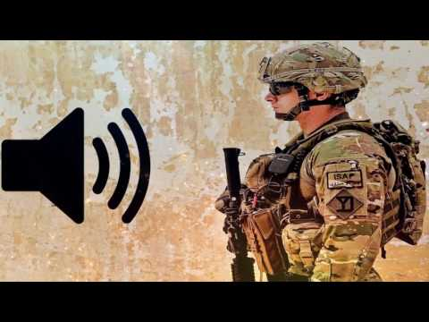 War Sound Effects - Radio Communication - Epic Music - US Military - V2