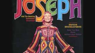 Joseph and the Amazing Technicolor Dreamcoat German