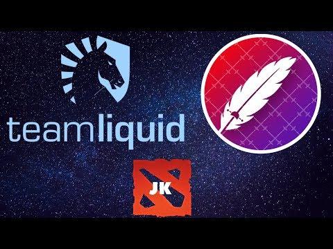 DOTA 2 Highlights | Team Liquid VS The Pango Game 2 | CHONGQING MAJOR TOURNAMENT