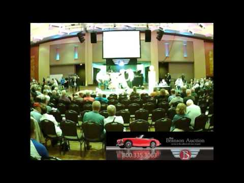The Branson Auction by Jim Cox Live Stream