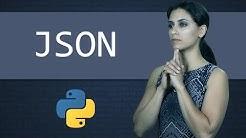 JSON in Python  ||  Python Tutorial  ||  Learn Python Programming