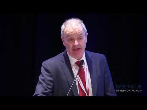 Metals Investor Forum Nov. 2017: Orezone Gold Corporation (Patrick G. Downey)