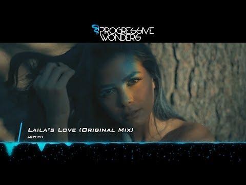 Z8phyR - Laila's Love (Original Mix) [Music Video] [Progressive Dreams]