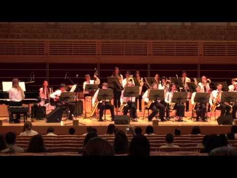 SJMS Music - CMEA - Jazz 1 - Sonoma State - Song 2