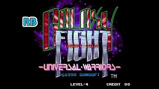 1995 [60fps] Galaxy Fight DEMO