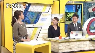 2016年9月28日(水) モーニングCROSS - 東京インフォメーション 【出演】...