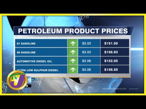 Gas Prices Increase | TVJ Business Day - Oct 6 2021