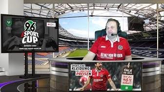 Der 96-eSport-Cup 2018 live | PS4 | VBL-Online-Qualifikation - Hannover 96