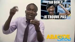 PROFESSEUR ABAWOE PARLE DU TERRORISME HUMOUR TOGO
