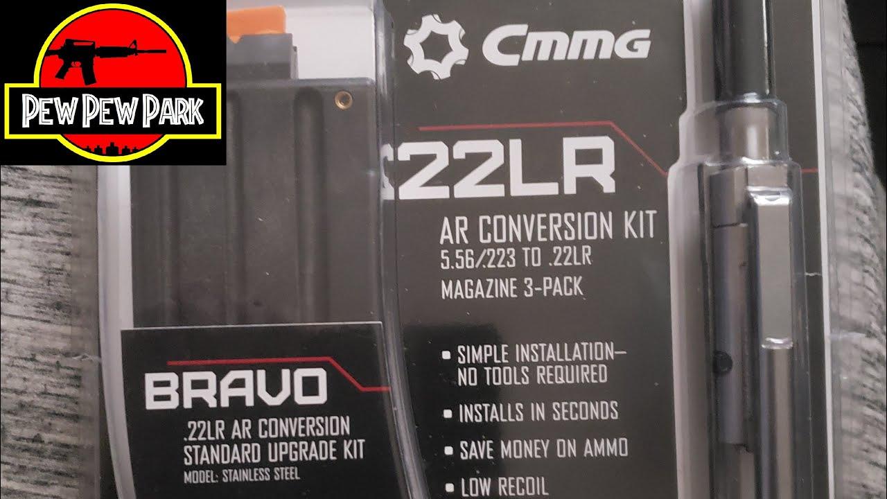 CMMG .22LR conversion kit