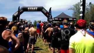 """I am a Spartan"" pre-race speech - with Subtitles"
