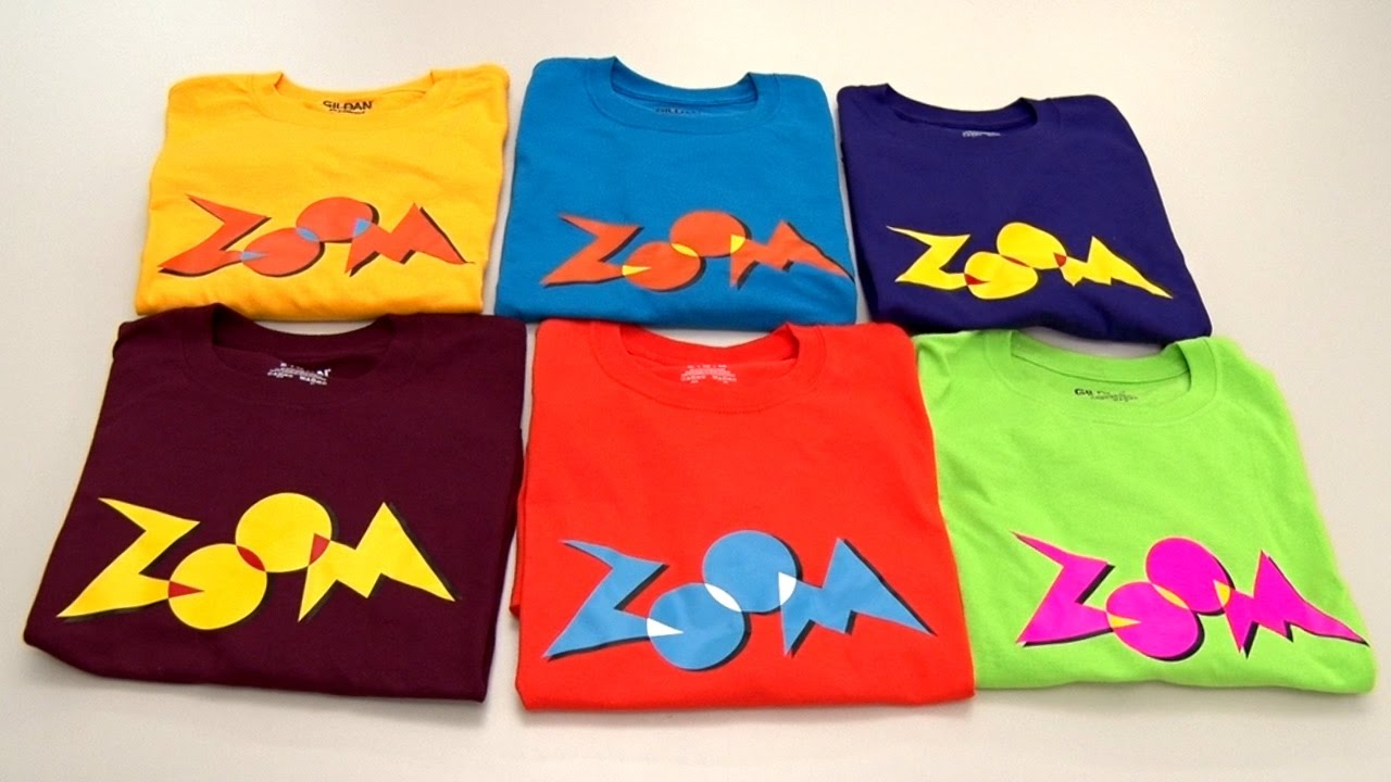 zoom t shirt pbs