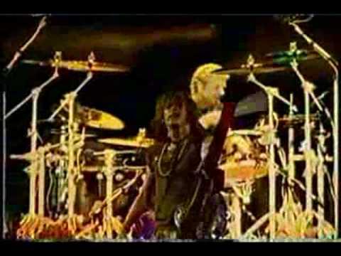 Joey Kramer Drum Solo