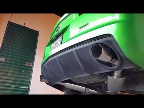 2010-2015 Best Camaro SS Exhaust System Under $600 Sound Clip Inside