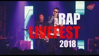 СКРИПТОНИТ, КАСТА, PHARAON И ДРУГИЕ НА LIVEFEST 2018 REP
