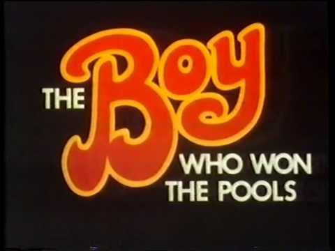 The Boy Who Won The Pools titles - TVS drama - 1983