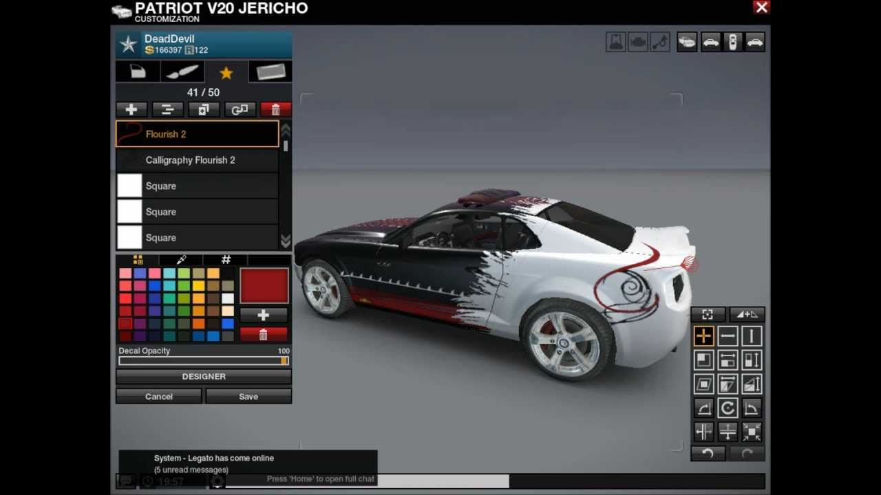 APB:Reloaded RedShark Car Design Tutorial   YouTube