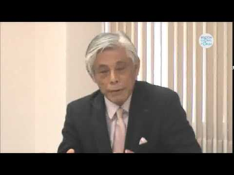 """Boston Global Forum Japan Conference: """"How to Improve Japan-China relation"""" - P1"""