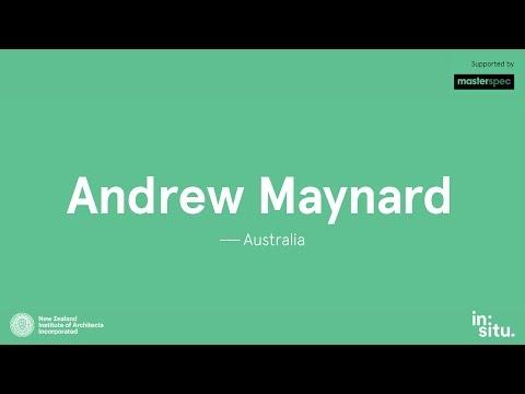 in:situ 2015 - Andrew Maynard