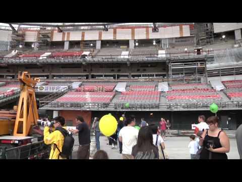 BC Place tour