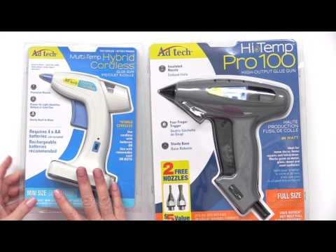 Glue Guns By Ad Tech