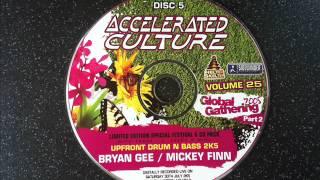 Micky Finn, Foxy, Bassman + Eksman- Global Gathering 2005