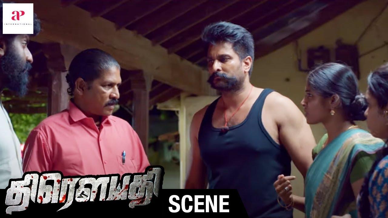 Download Draupathi Latest Tamil 2020 Movie   Sheela challenges Ilango and Gopinath   Richard   Nishanth