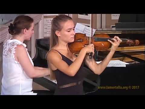 Duo Egholm-Shevchenko esegue G. Gershwin - Preludio n.2