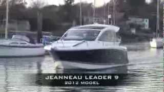 2012 Jeanneau Leader 9 - SOLD