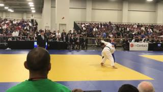 2017 Judo Senior Nationals 66kg final