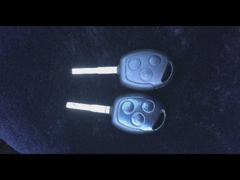 Синхронизация Ключа Форд Мондео